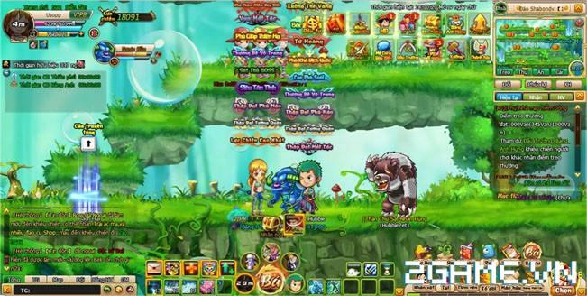 Cộng đồng mạng đang chung tay Việt Hóa tựa game One Piece ZeZe 3