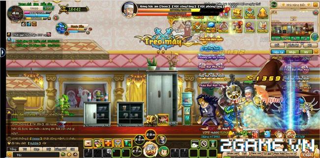 Cộng đồng mạng đang chung tay Việt Hóa tựa game One Piece ZeZe 2