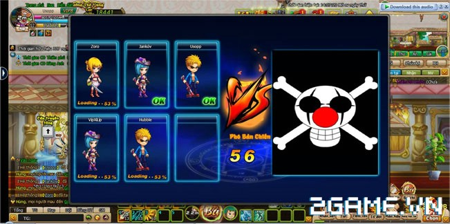 One Piece Zeze lộ diện hoàn chỉnh bản Việt hoá trước ngày ra mắt 5