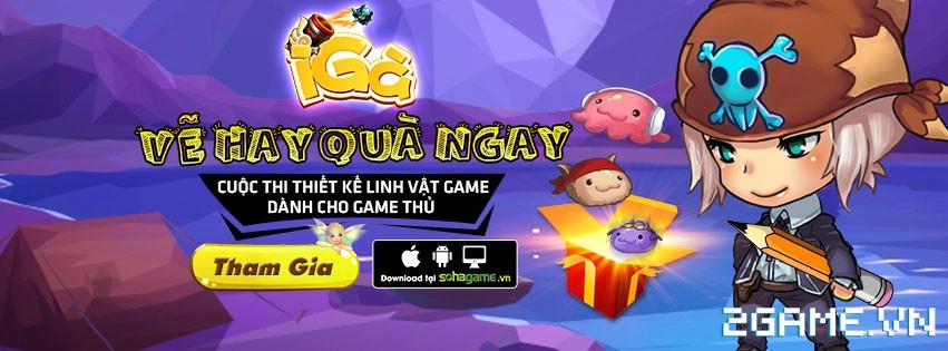iGà: 4 linh vật 'bất hủ' đầy dễ thương của làng game 4