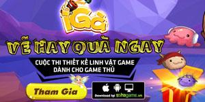 iGà: 4 linh vật 'bất hủ' đầy dễ thương của làng game