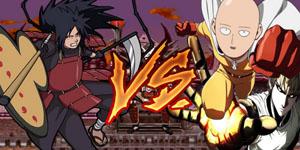 """MangaGo: Trùm cuối truyện Naruto liệu có cân được """"Thánh Phồng Tôm"""" Saitama?"""