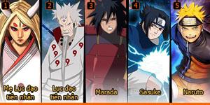 5 điều bạn cần biết về Cuồng Phong Naruto
