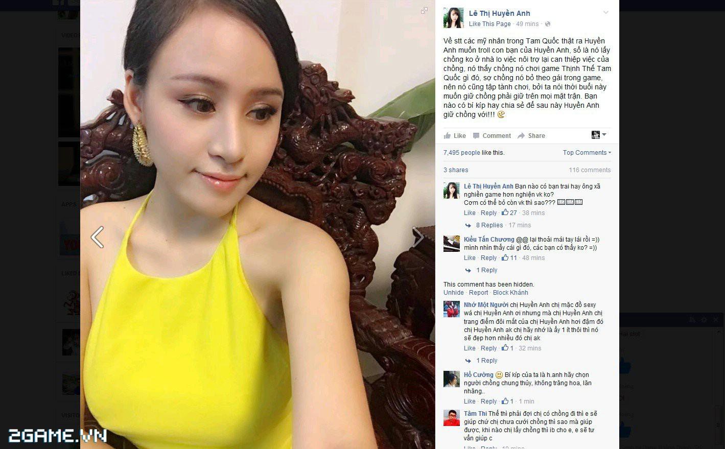 Thịnh Thế Tam Quốc: Ngập chuyện gái ngoan hư theo cách nhìn Tam Quốc trên mạng 0