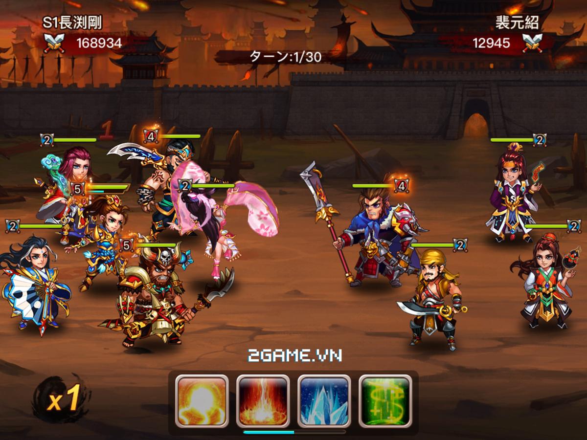 Game Soái Ca Tam Quốc mobile cập bến Việt Nam 9