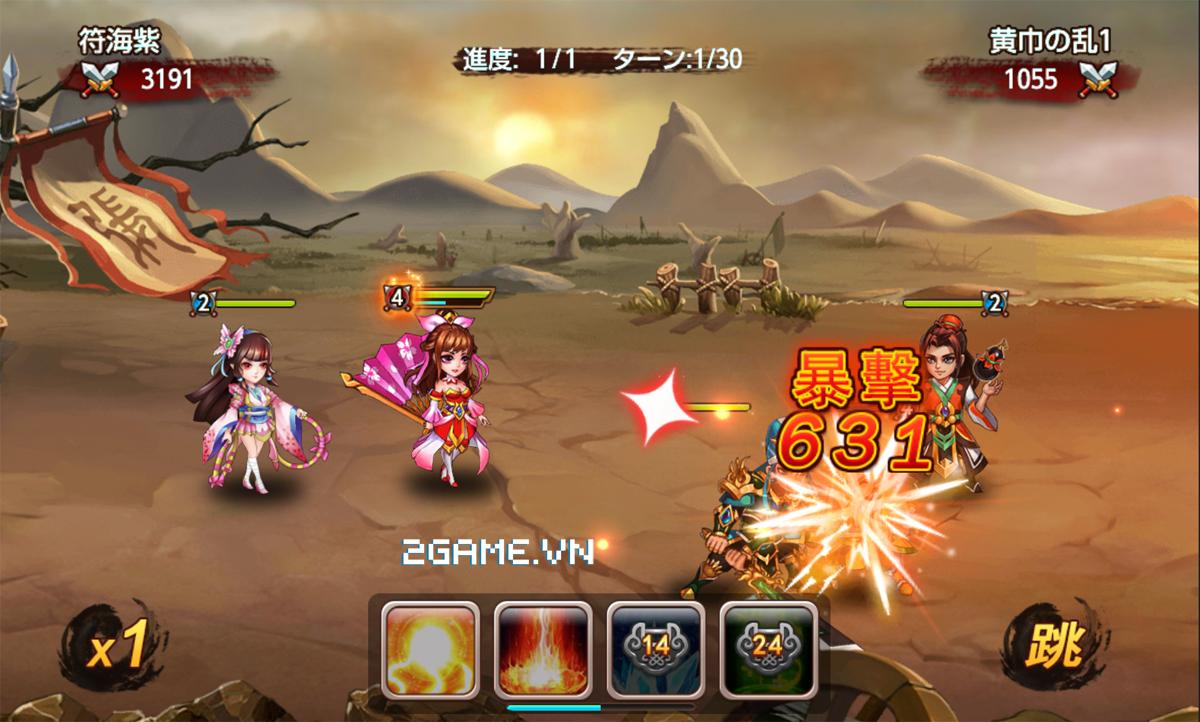 Game Soái Ca Tam Quốc mobile cập bến Việt Nam 4