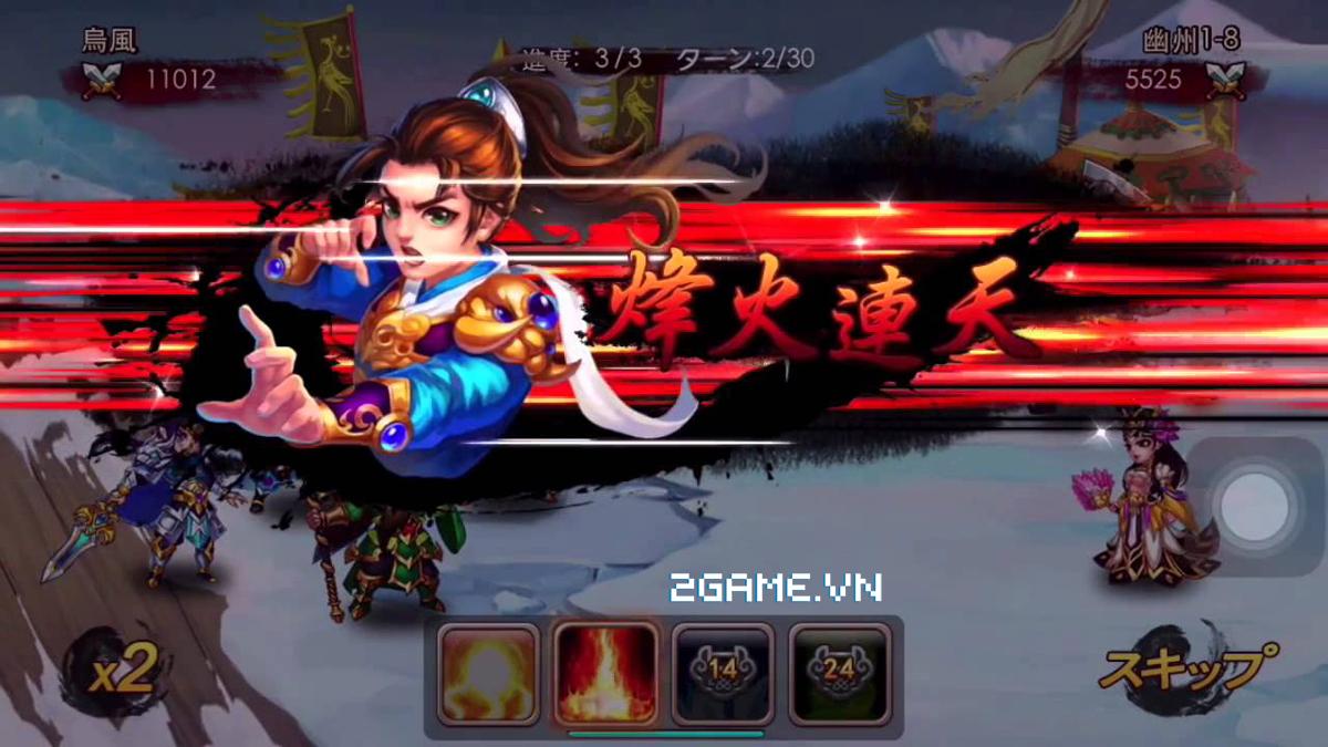 Game Soái Ca Tam Quốc mobile cập bến Việt Nam 6