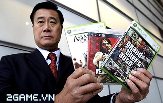 Bi hài trước chuyện thượng nghị sĩ chống game bạo lực bị kết án vì buôn bán vũ khí 1