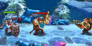Siege of Fortresses – Thế giới thần thoại châu Âu mang âm hưởng Warcraft
