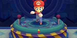 Trở về tuổi thơ với game mobile Super Mario 3D
