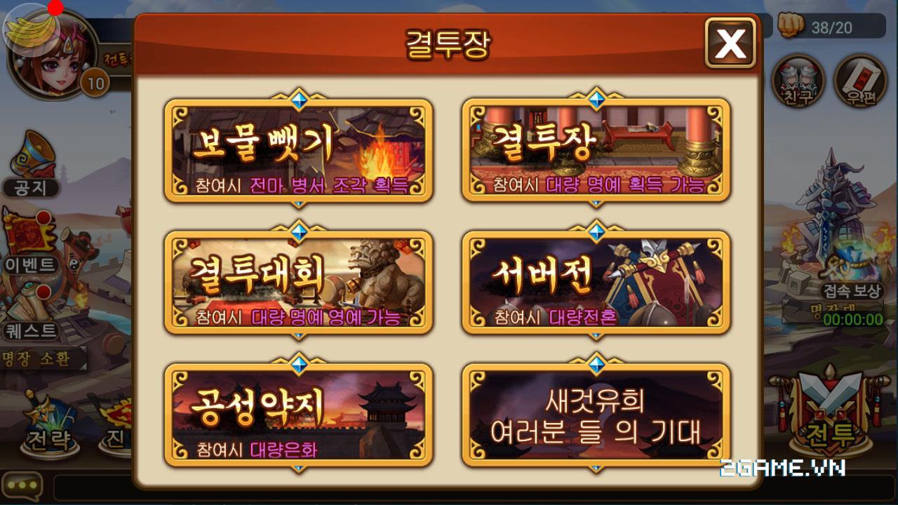 Chơi thử game Soái Ca Tam Quốc mobile trước thềm ra mắt tại Việt Nam 12