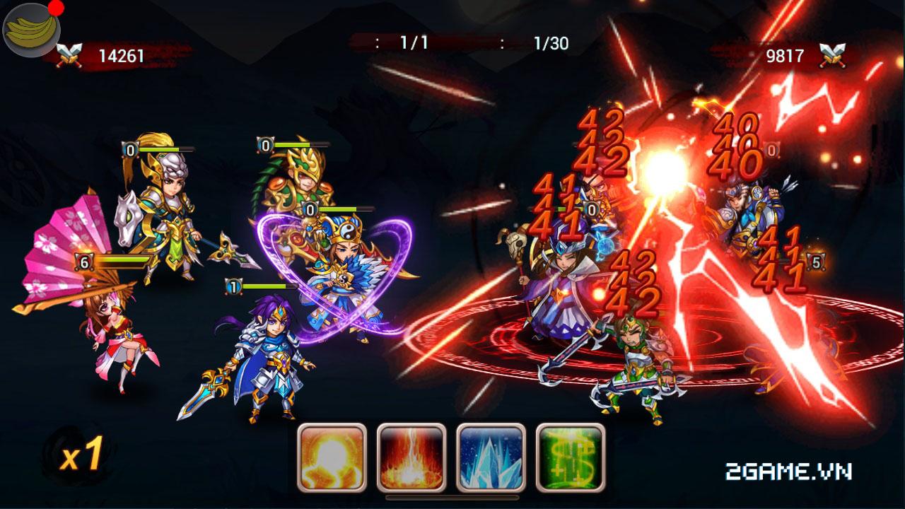 Chơi thử game Soái Ca Tam Quốc mobile trước thềm ra mắt tại Việt Nam 2