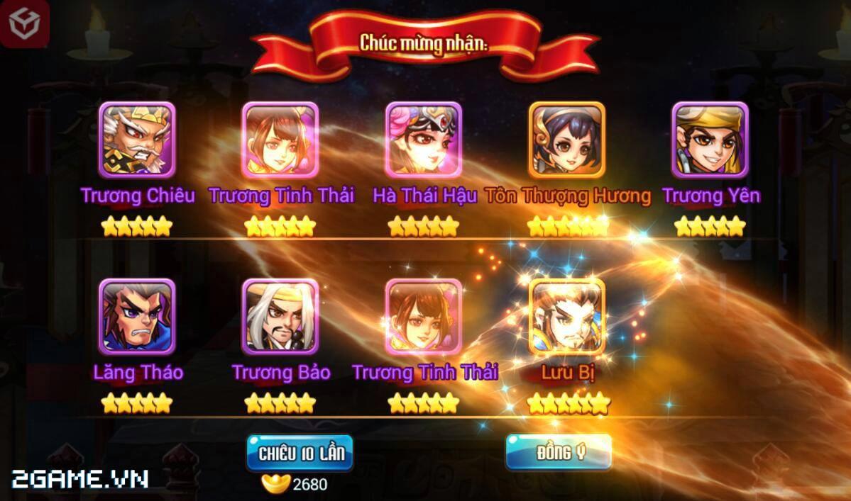 Chơi thử game Soái Ca Tam Quốc mobile trước thềm ra mắt tại Việt Nam 13