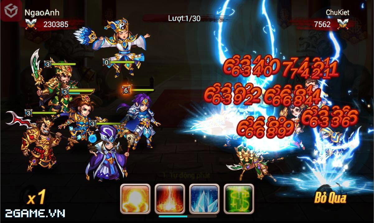 Chơi thử game Soái Ca Tam Quốc mobile trước thềm ra mắt tại Việt Nam 1