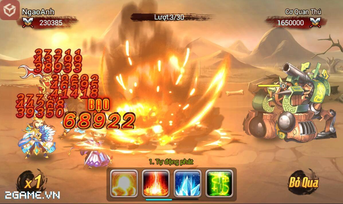 Chơi thử game Soái Ca Tam Quốc mobile trước thềm ra mắt tại Việt Nam 18