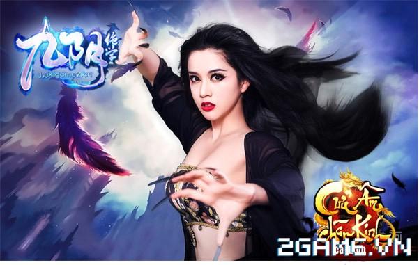 Cửu Âm Chân Kinh Web tung hình Cosplay nhá hàng Big Update 3