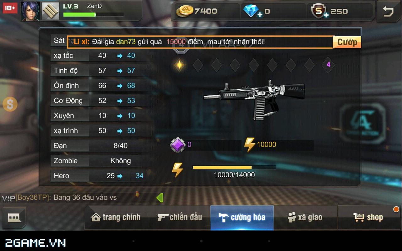Tập Kích mobile: Mẹo chọn súng phù hợp với từng bản đồ trong game 5
