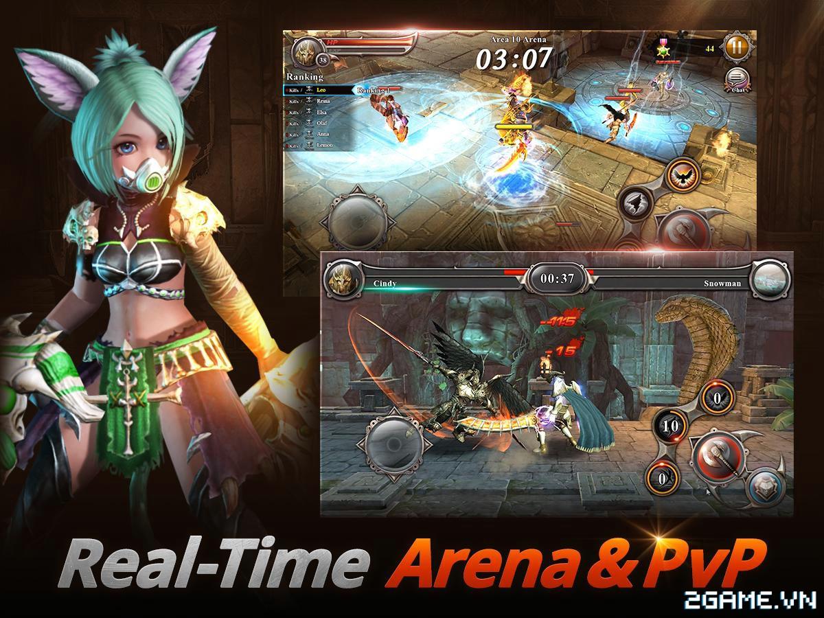 Top 3 game mobile Nhật, Hàn có khả năng được Garena đưa về Việt Nam 6