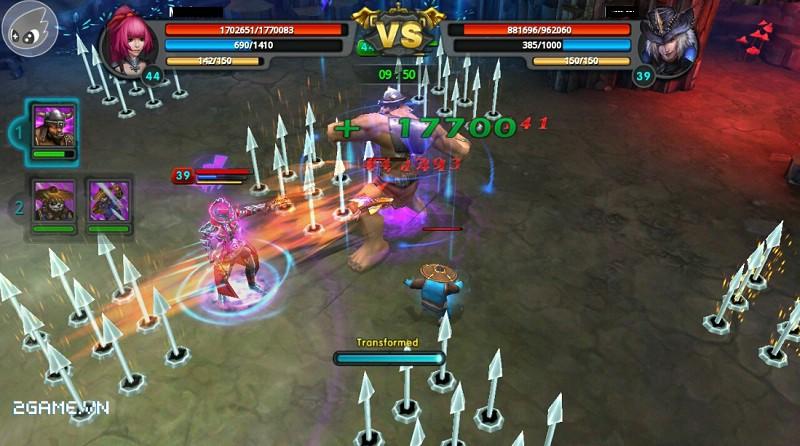 Taichi Panda VN có kho hệ thống pet trợ chiến khá hoành tráng đấy! 4