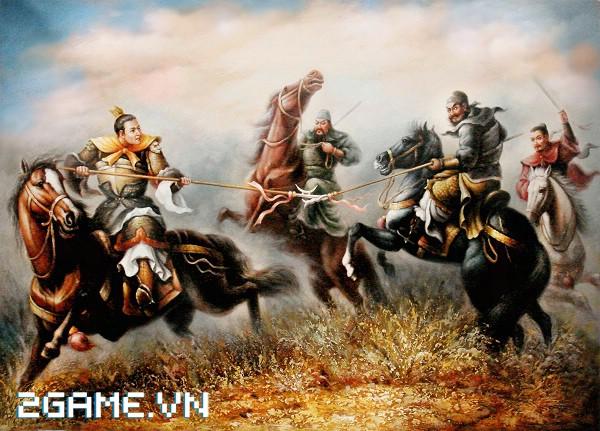 Hổ Tướng Truyền Kỳ: Có một chiến thần giữa thời loạn thế 1