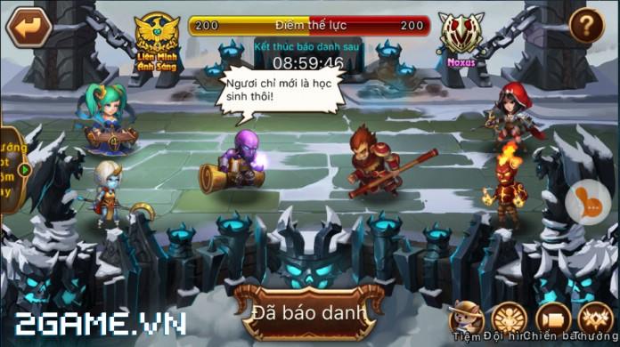 LOL Arena ra mắt Big Update mang tên Loạn Chiến xứ Valoran 1