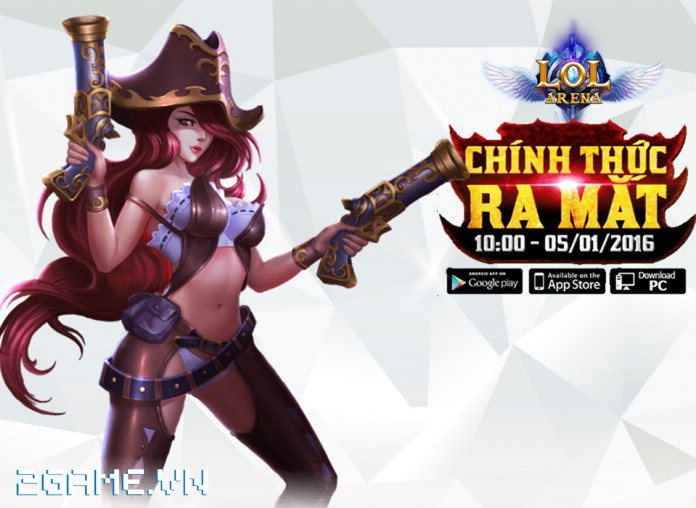 LOL Arena ra mắt Big Update mang tên Loạn Chiến xứ Valoran 3