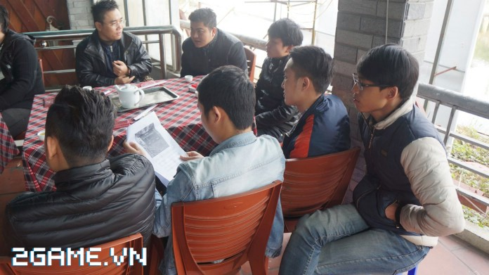 Nhìn lại buổi offline Lôi Đình Chi Nộ ấm áp tình game thủ tại Hà Nội 1