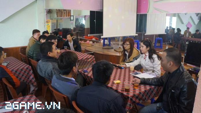 Nhìn lại buổi offline Lôi Đình Chi Nộ ấm áp tình game thủ tại Hà Nội 5
