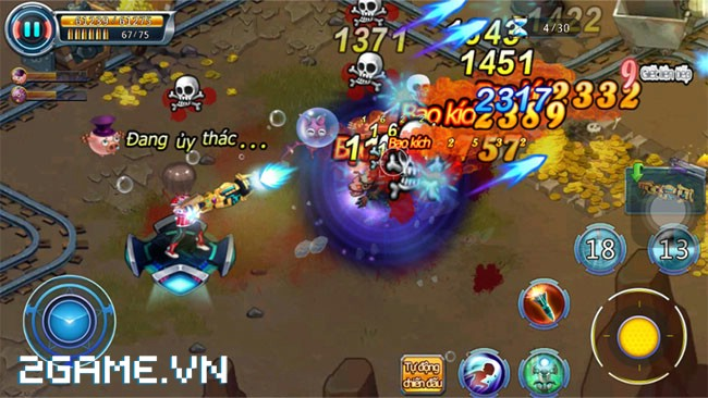 Điểm qua 5 cách 'giúp' người chơi trở thành thây ma trong Zombie War ngày Closed Beta 9