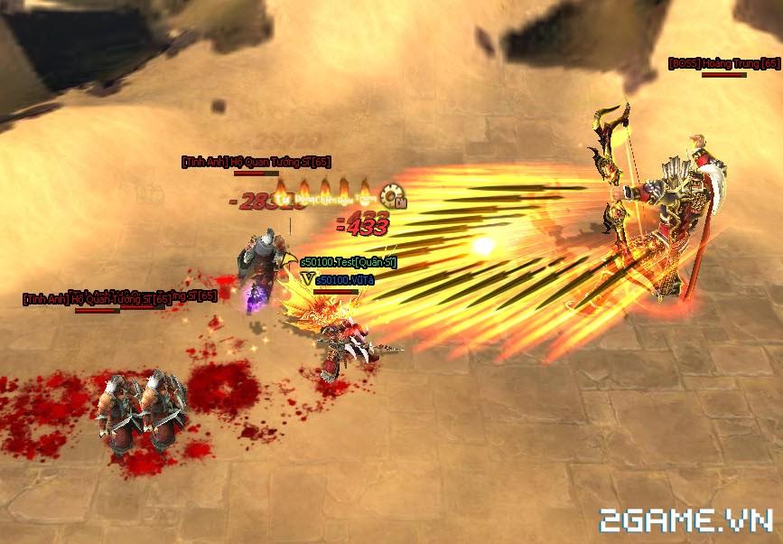 Gameplay 'Nhập Thánh' có phải là hư cấu của Chiến Thần Xích Bích? 1