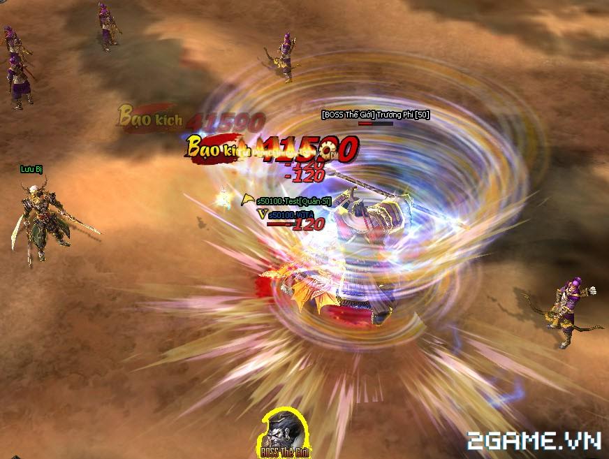 Gameplay 'Nhập Thánh' có phải là hư cấu của Chiến Thần Xích Bích? 2