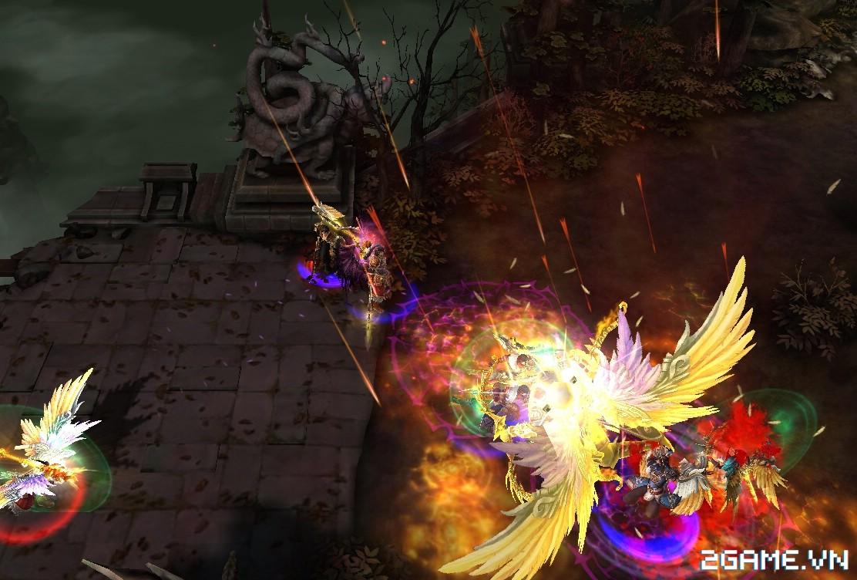 Gameplay 'Nhập Thánh' có phải là hư cấu của Chiến Thần Xích Bích? 4