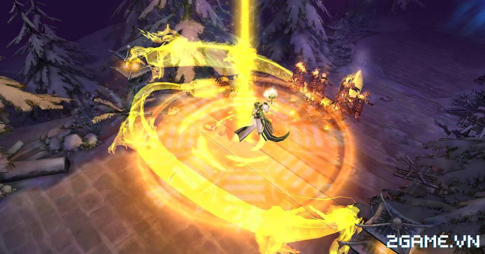 Gameplay 'Nhập Thánh' có phải là hư cấu của Chiến Thần Xích Bích? 5