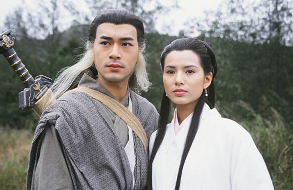 Cửu Âm Chân Kinh - Những cặp đôi nổi tiếng nhất Kiếm Hiệp Kim Dung 3