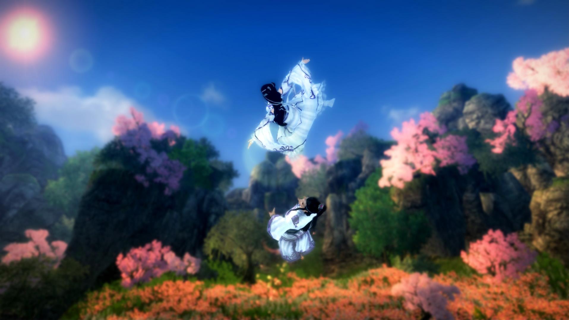 Cửu Âm Chân Kinh - Những cặp đôi nổi tiếng nhất Kiếm Hiệp Kim Dung 5