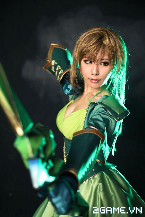 Chiêm ngưỡng cosplay King Online tuyệt đẹp 0