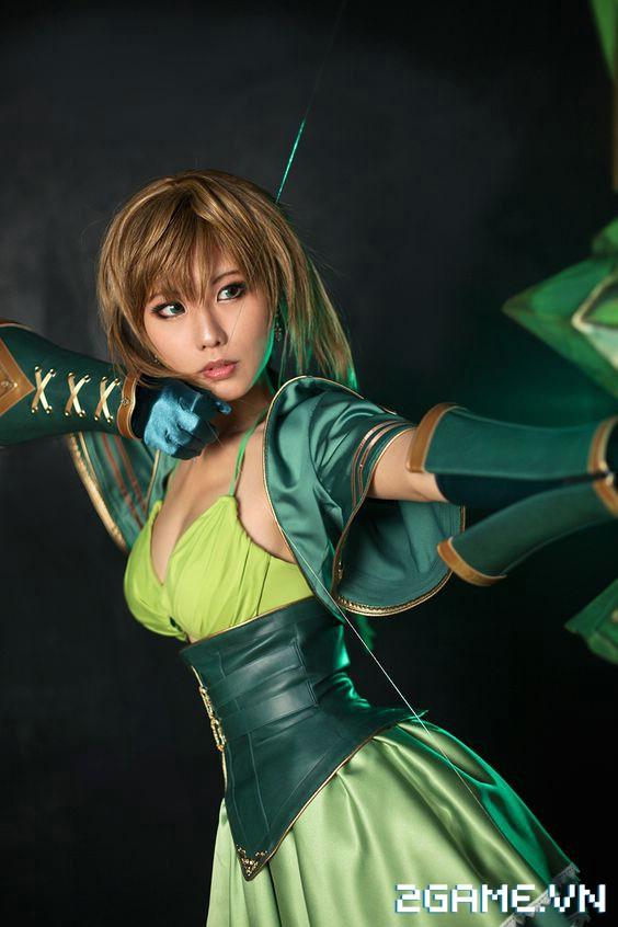 Chiêm ngưỡng cosplay King Online tuyệt đẹp 2