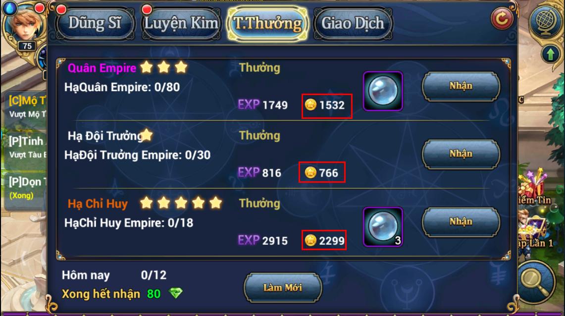 King Online - Tìm hiểu tính năng KNB - Ruby miễn phí 13