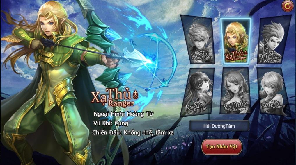 King Online - Tìm hiểu Cốt truyện game 0