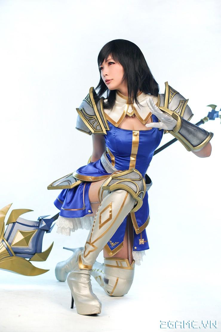 Chiêm ngưỡng cosplay King Online tuyệt đẹp 4