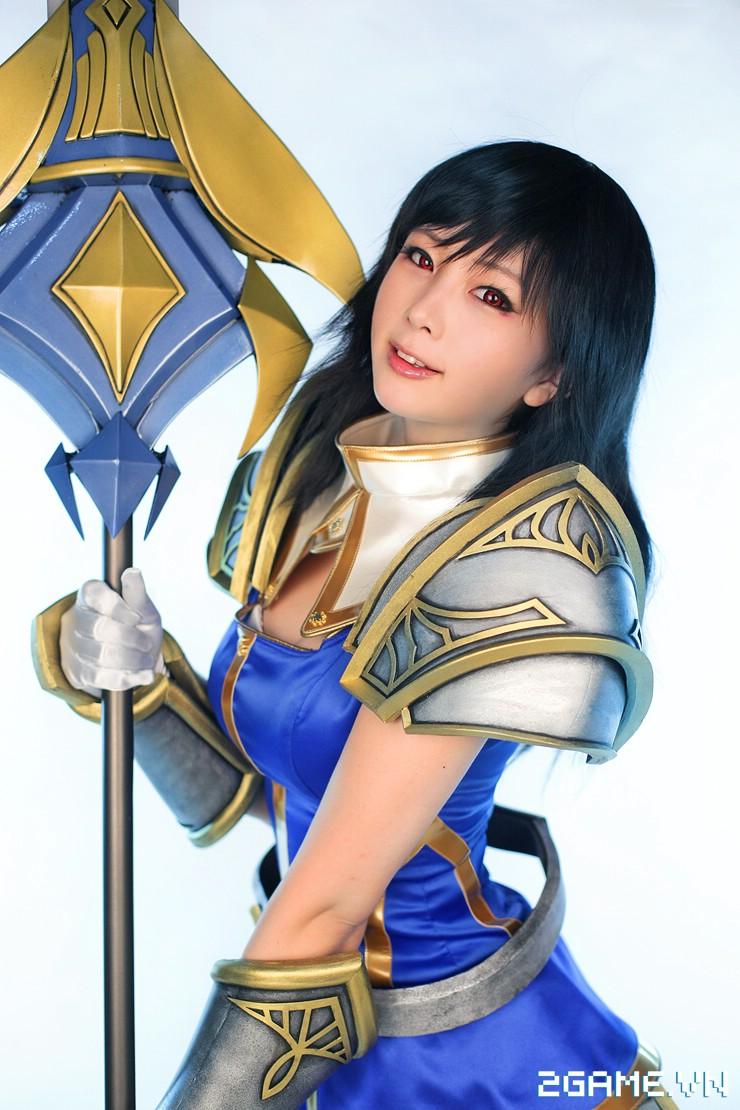 Chiêm ngưỡng cosplay King Online tuyệt đẹp 6