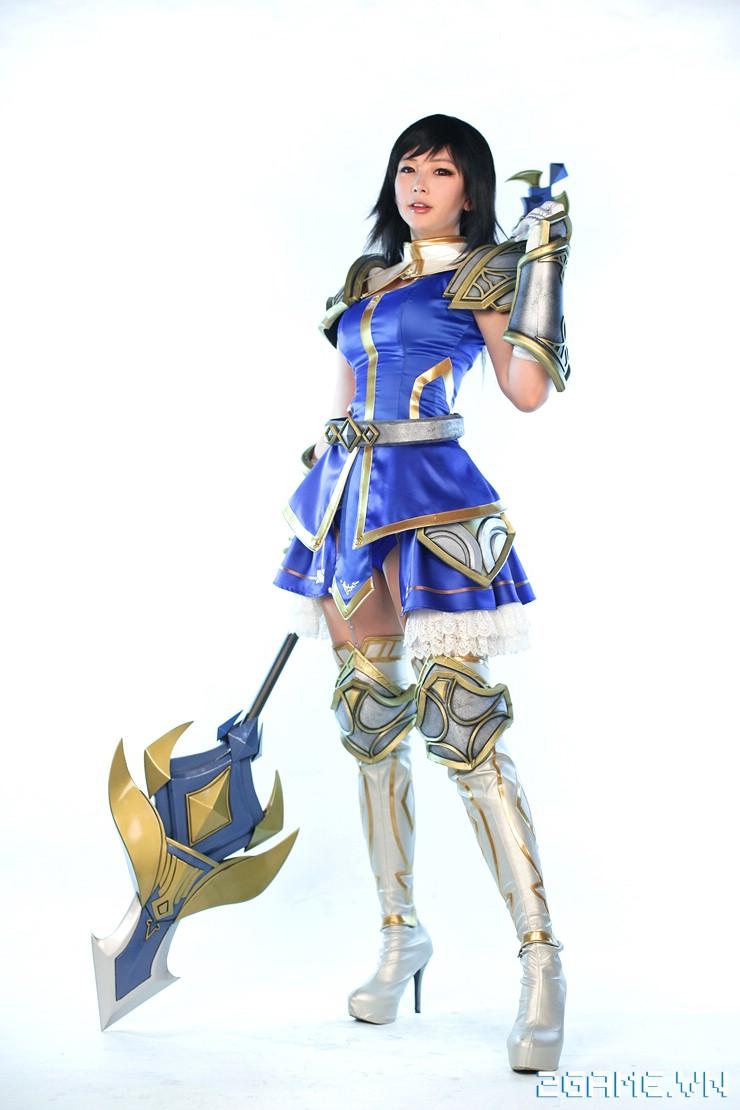 Chiêm ngưỡng cosplay King Online tuyệt đẹp 7