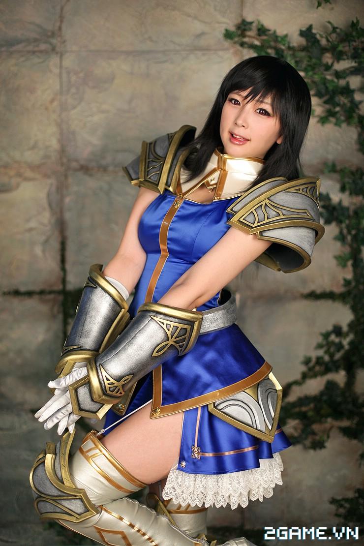 Chiêm ngưỡng cosplay King Online tuyệt đẹp 9