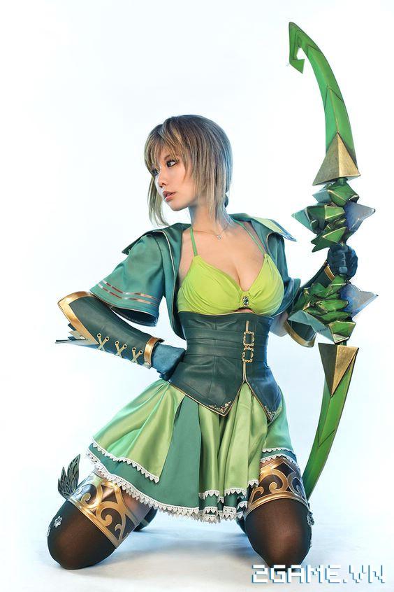 Chiêm ngưỡng cosplay King Online tuyệt đẹp 3