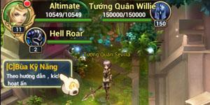 King Online – Tìm hiểu tính năng Bùa