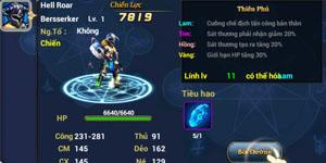 King Online – Tìm hiểu tính năng Lính