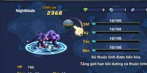 King Online – Tìm hiểu tính năng Thú Cưỡi