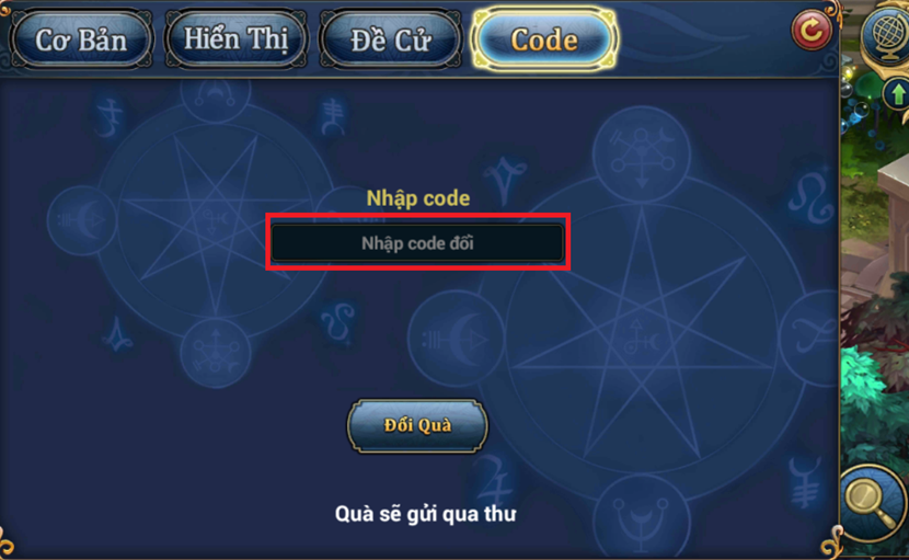 Tặng 600 giftcode King Online 3