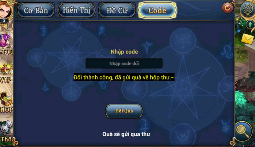 Tặng 600 giftcode King Online 4