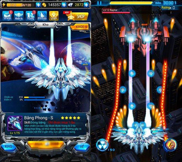 Chiến Cơ Huyền Thoại cập nhật phiên bản mới, có thể chiến đấu thời gian thực 1